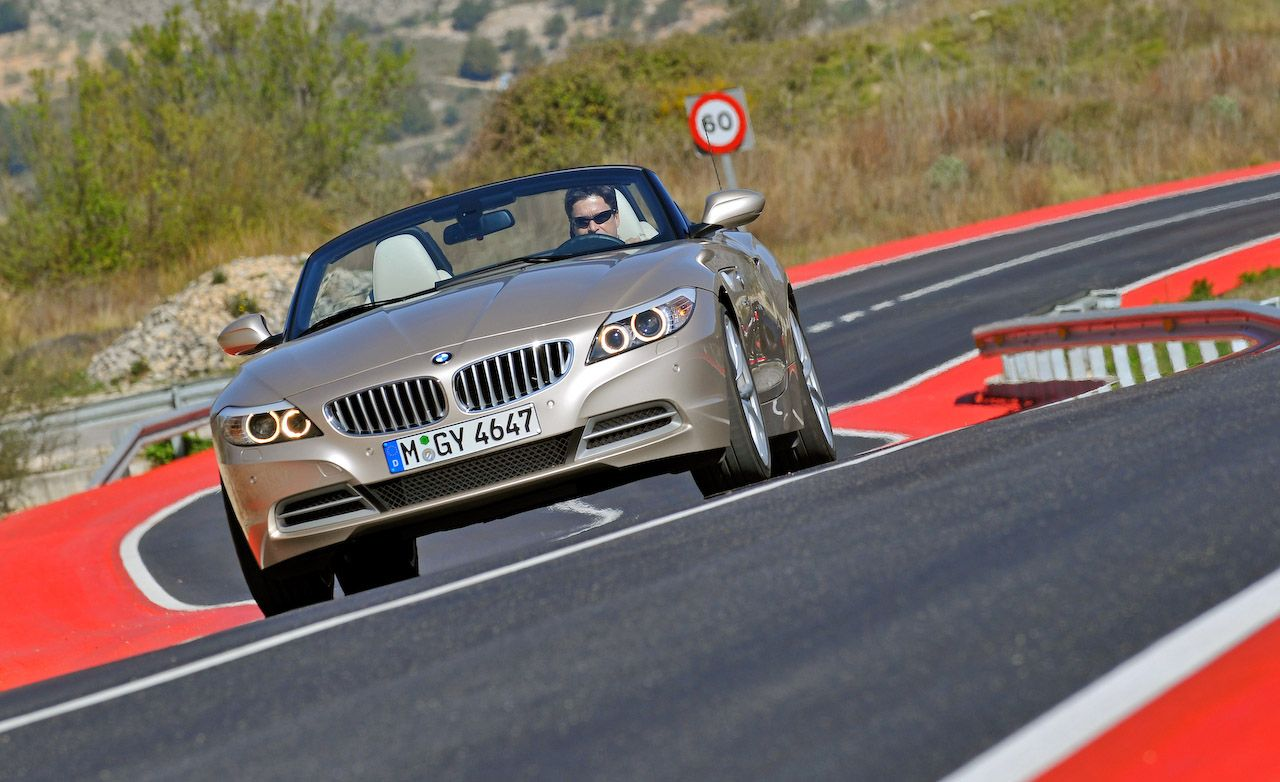 bmw z4 reviews - bmw z4 price, photos, and specs - car and driver