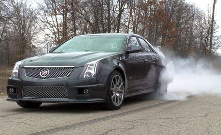 2009 Cadillac CTS-V Automatic
