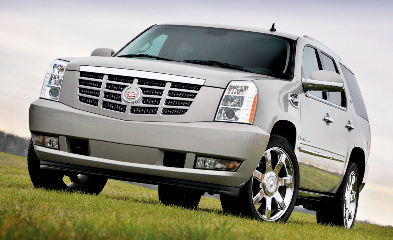 2009 Cadillac Escalade Hybrid Road Test Review Car And Driver