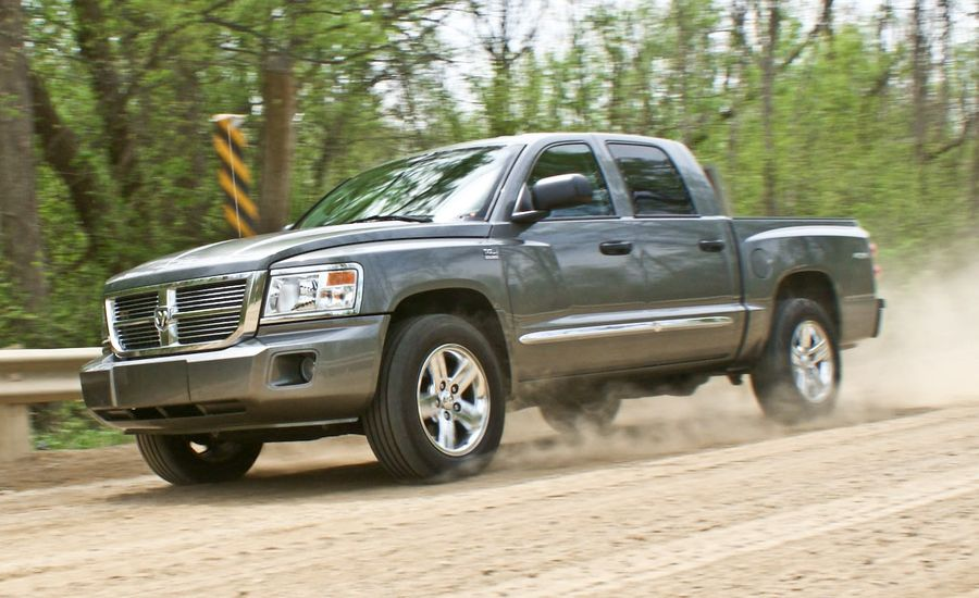 2009 Dodge Dakota Crew Cab V8 4x4