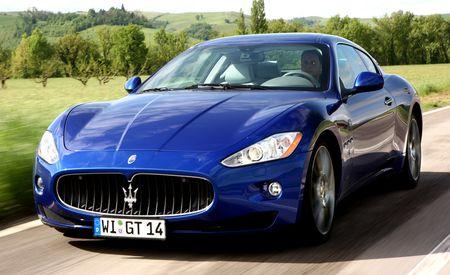 2009 Maserati GranTurismo S Auto