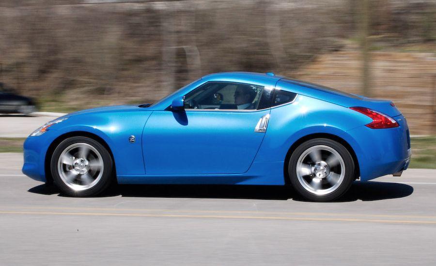 2009 Nissan 370Z Automatic