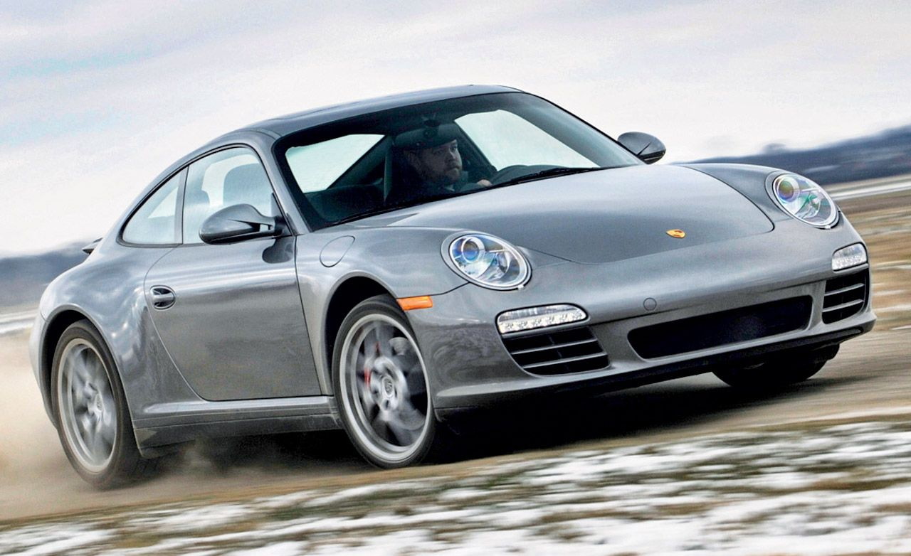 2009 porsche 911 carrera 4s pdk – instrumented test – car and driver