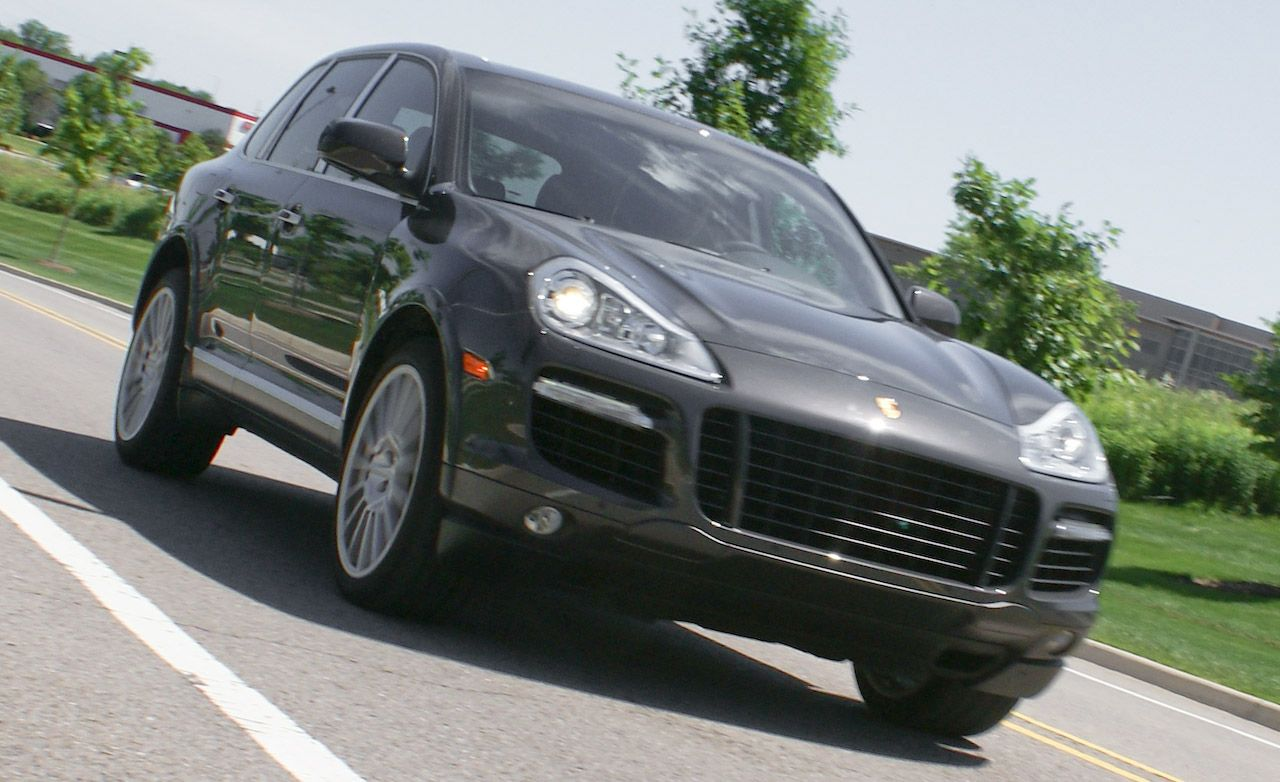 2009 porsche cayenne turbo s instrumented test car and. Black Bedroom Furniture Sets. Home Design Ideas