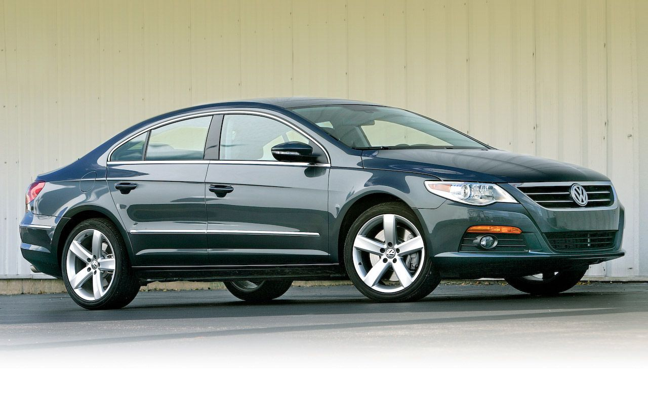 2009 Volkswagen CC 3.6 4MOTION