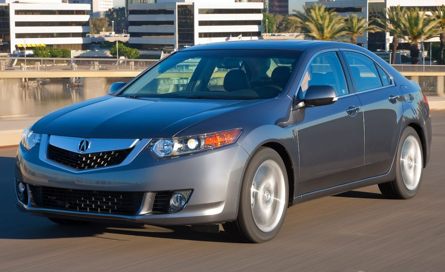 Acura TSX V Road Test Review Car And Driver - Acura tsx v6 for sale