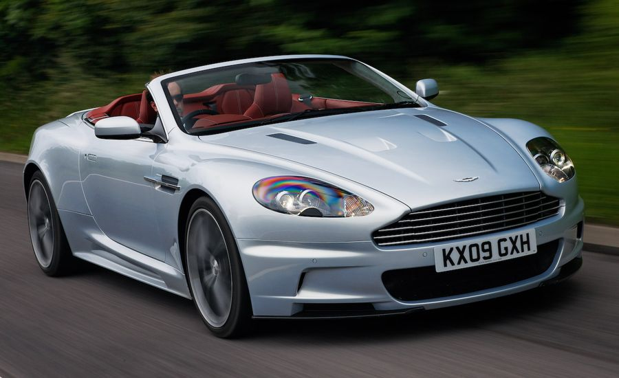 Aston Martin DBS Volante Review Car And Driver - Aston martin dbs volante