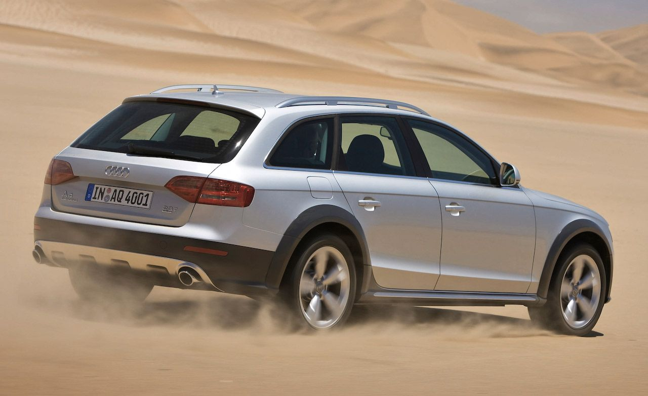 2010 Audi A4 Allroad Quattro 2.0 TFSI | Review | Car and Driver