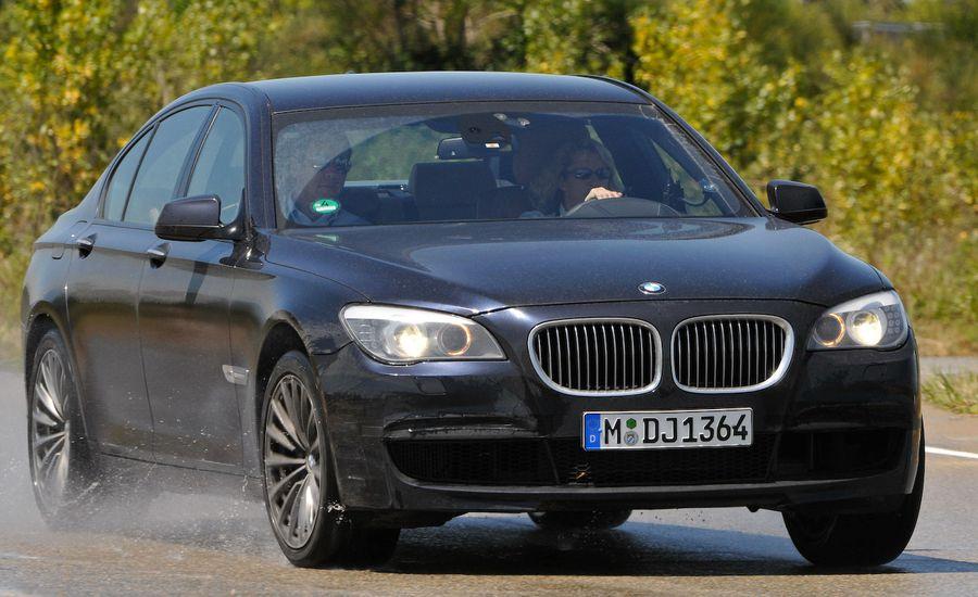 2010 BMW 750i  750Li xDrive  First Drive Review  Reviews  Car