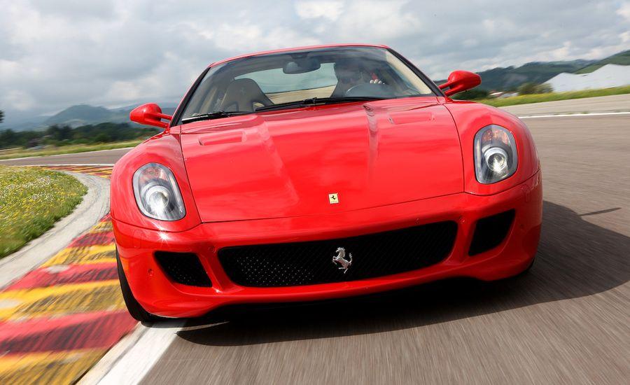 2010 Ferrari 599GTB Fiorano HGTE