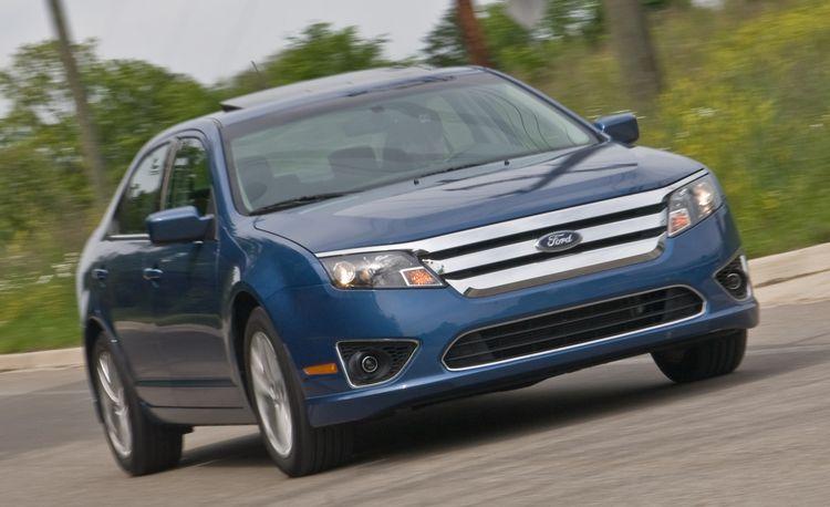 2010 Ford Fusion SEL V6