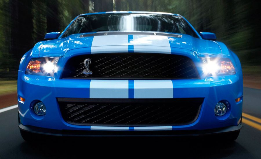 2010 ford mustang shelby gt500 road test review car and driver. Black Bedroom Furniture Sets. Home Design Ideas