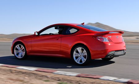 2010 Hyundai Genesis Coupe 2.0T Turbo