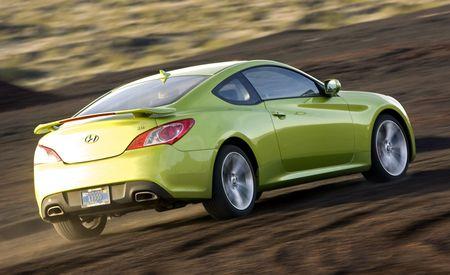 2010 Hyundai Genesis Coupe 3.8
