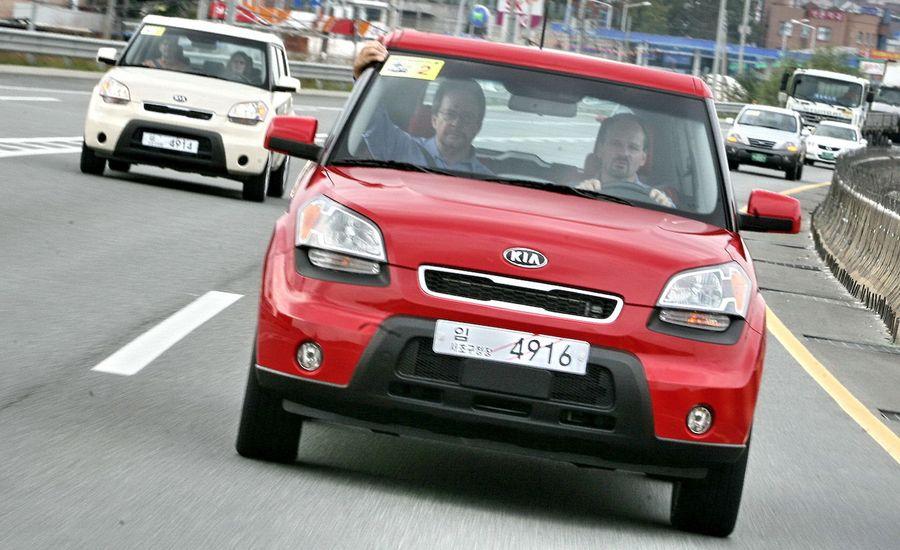 2010 Kia Soul Sport