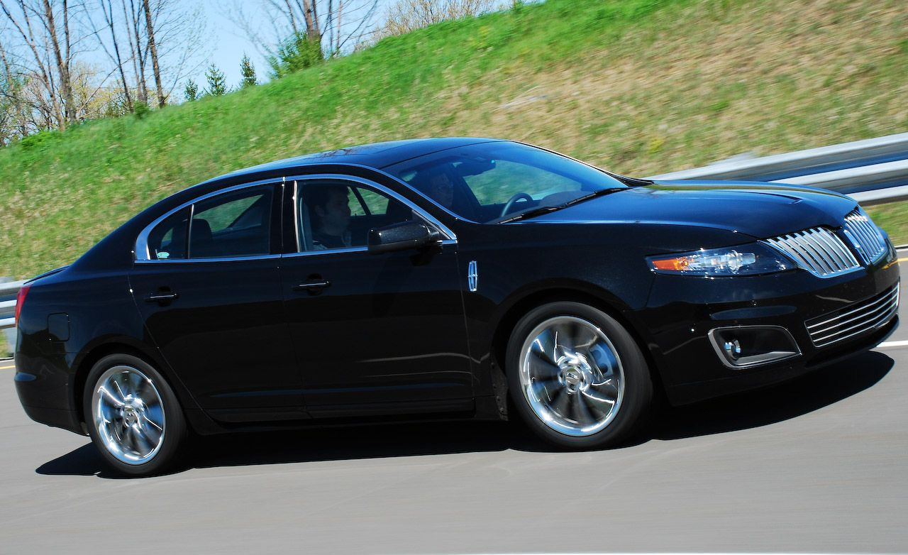 Lincoln Mks With Ecoboost Road Test Review Car And Driver