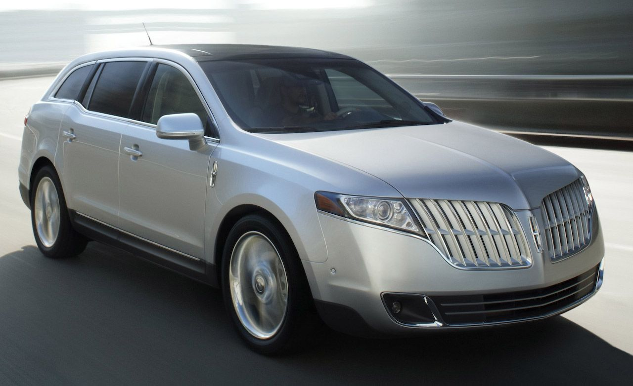 2010 Lincoln MKT With EcoBoost