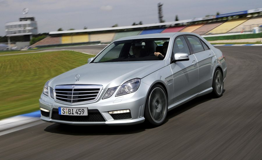 2010 mercedes benz e63 amg review car and driver for 2010 mercedes benz e class e350 price