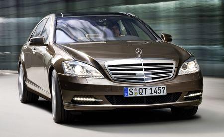 2010 Mercedes-Benz S-class / S550 / S600