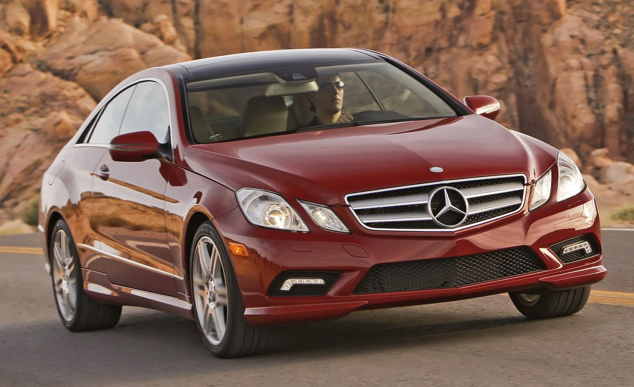 2010 mercedes e class e350 e550 coupe photo 275812 s. Black Bedroom Furniture Sets. Home Design Ideas