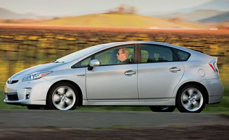 2010 Toyota Prius Tested