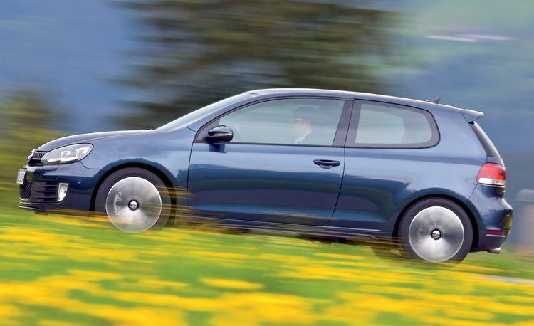 2010 Volkswagen GTD Diesel