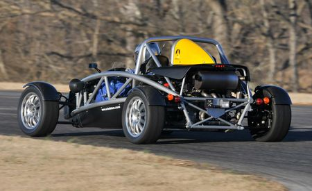 Ariel Atom 3 at Virginia International Raceway