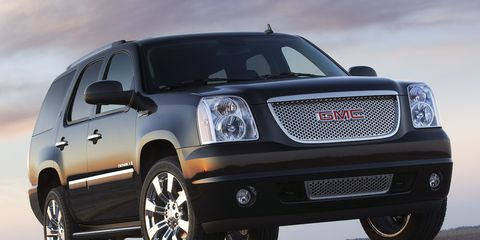 Gmc Has Both Ends Of The Price Spectrum Covered At New York Auto Show As It Unveiled Its Least Expensive And Most Fuel Efficient Vehicle 2010