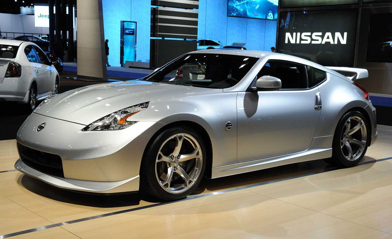 2009 nissan nismo 370z. Black Bedroom Furniture Sets. Home Design Ideas
