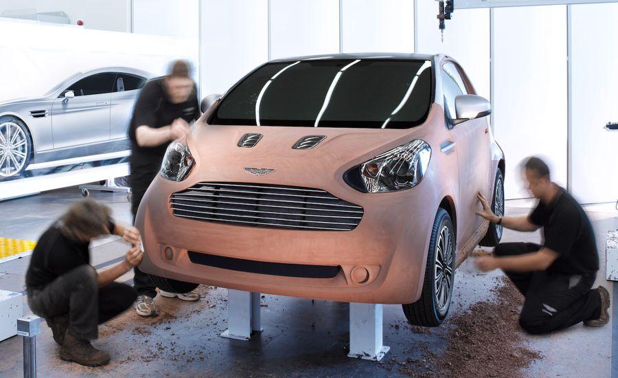2010 / 2011 Aston Martin Cygnet