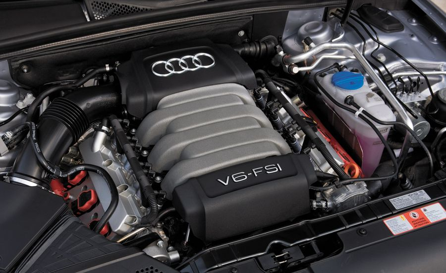 2010 Audi A3, A4, and TT to Lose 3.2 V6