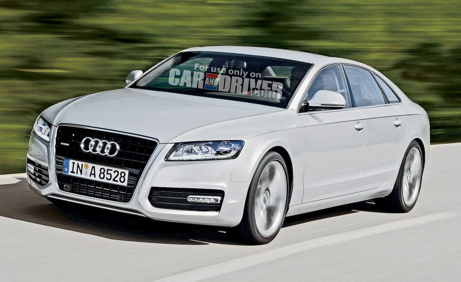 Audi A Car News News Car And Driver - Audi car 2010