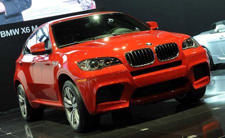 2010 BMW X6 M / X5 M