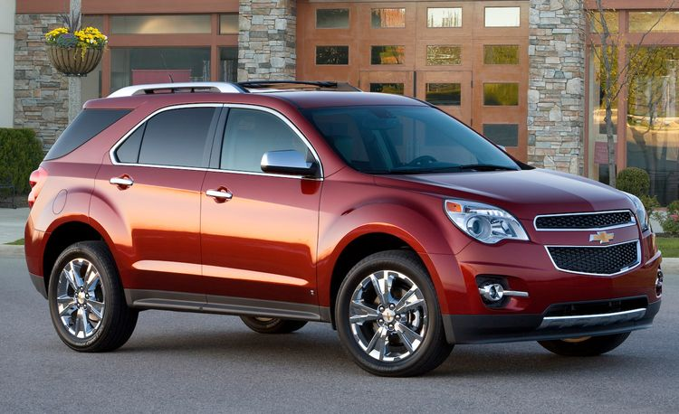 2010 Chevrolet Equinox Expected to Achieve 32 MPG Highway