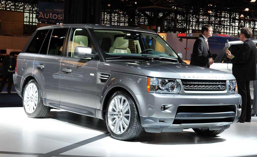 2010 Land Rover Range Rover Sport