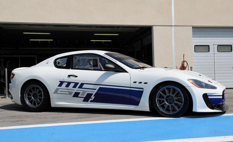2010 Maserati GranTurismo MC