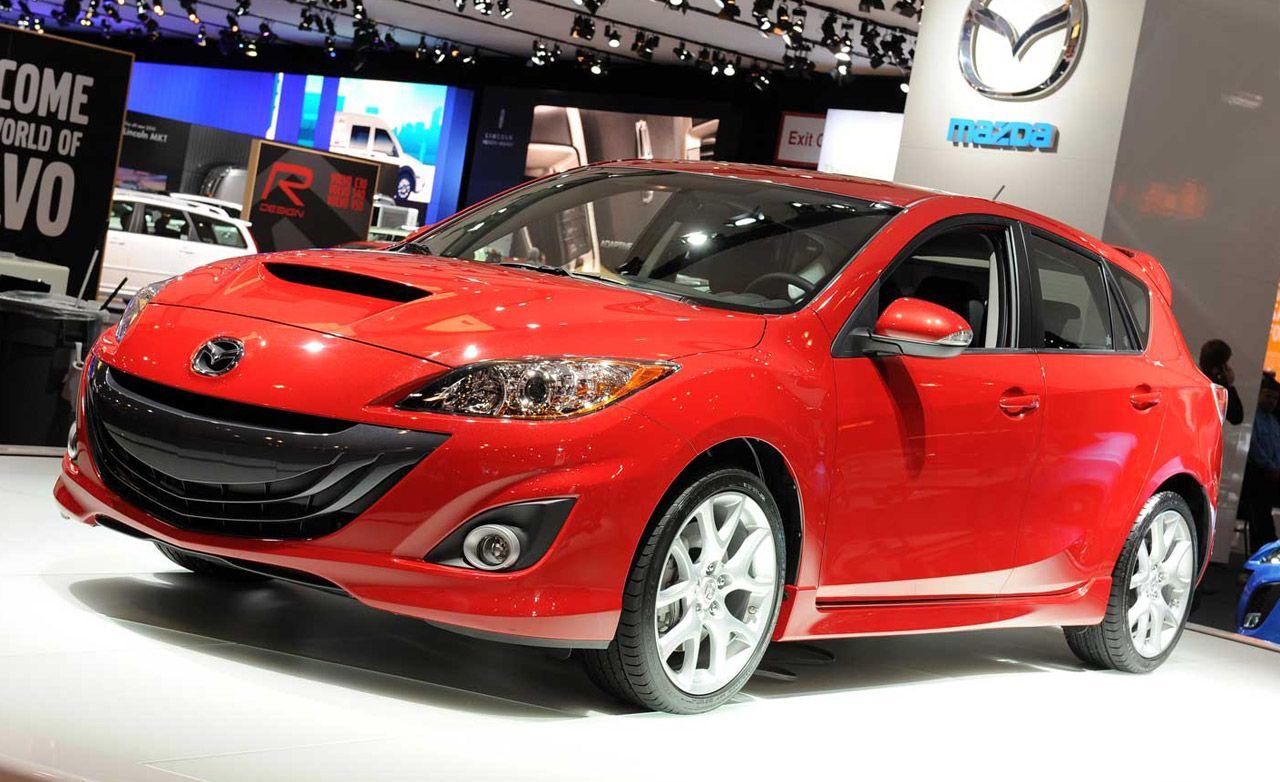 2010 Mazdaspeed 3