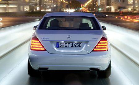 2010 Mercedes-Benz S-class / S400 BlueHybrid / S550 / S600