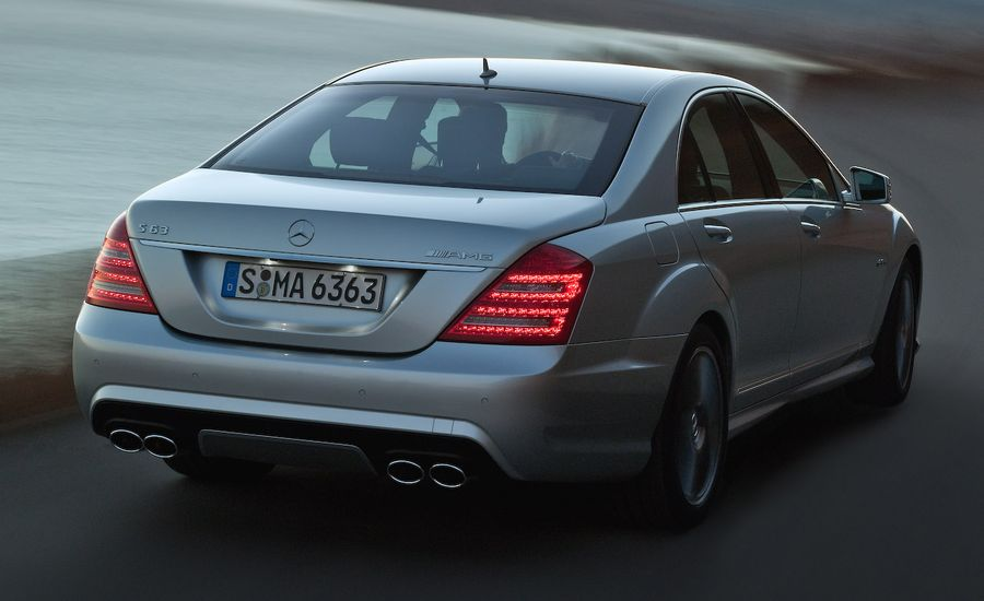 2010 mercedes benz s63 amg s65 amg revealed news car for 2010 mercedes benz s63 amg