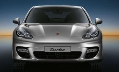 2010 Porsche Panamera Debuts in Shanghai