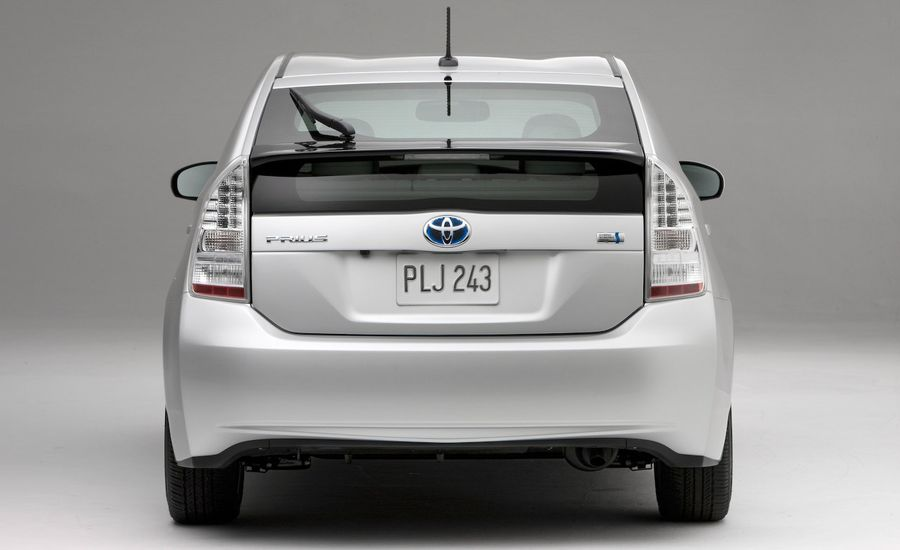 2010 Toyota Prius Pricing Announced