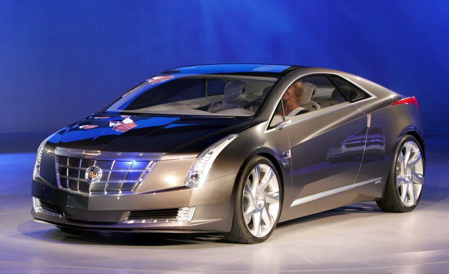 2012 Cadillac Converj