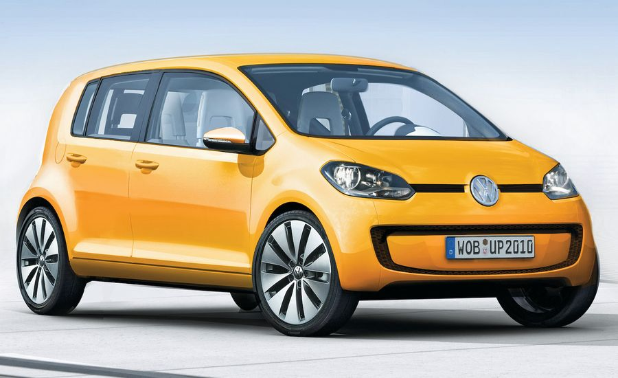 2012 Volkswagen Up
