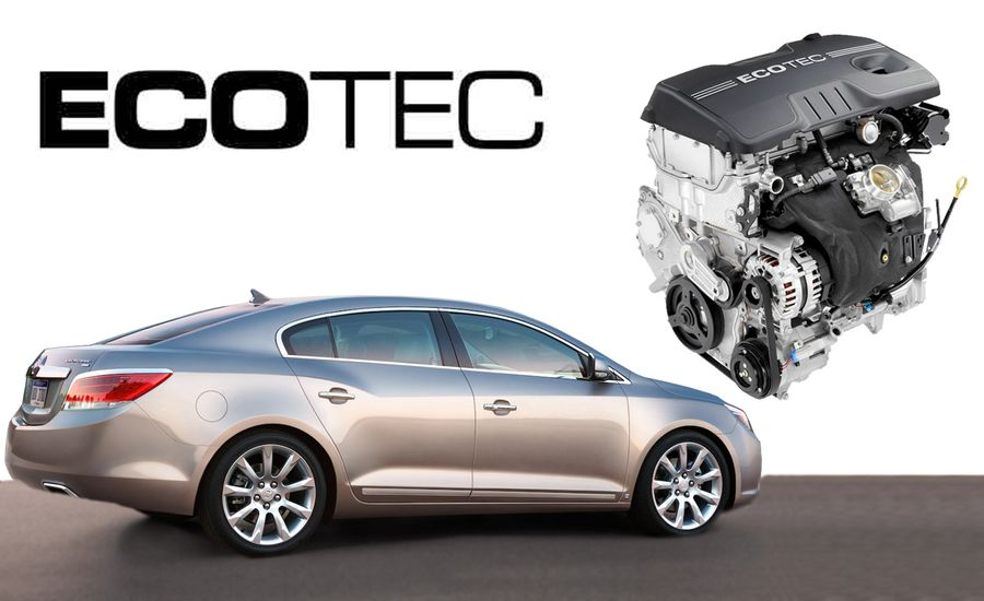 Buick to Offer 2.4-liter Ecotec in 2010 LaCrosse