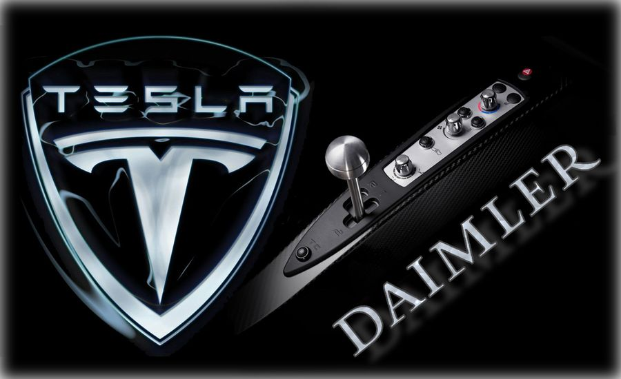 Daimler Takes 10 Percent Stake in Tesla Motors