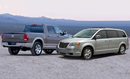 Scoop! Chrysler Hopes to Build Plug-In Ram and Town & Country