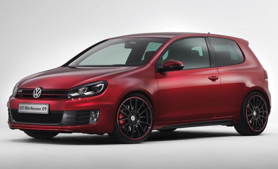 Volkswagen, Audi Reveal Concepts for 2009 GTI Wörthersee Festival