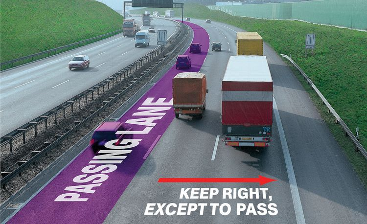 Eight Rules for Driving on the German Autobahn