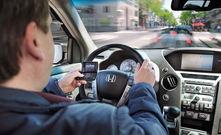 Texting While Driving: How Dangerous is it?