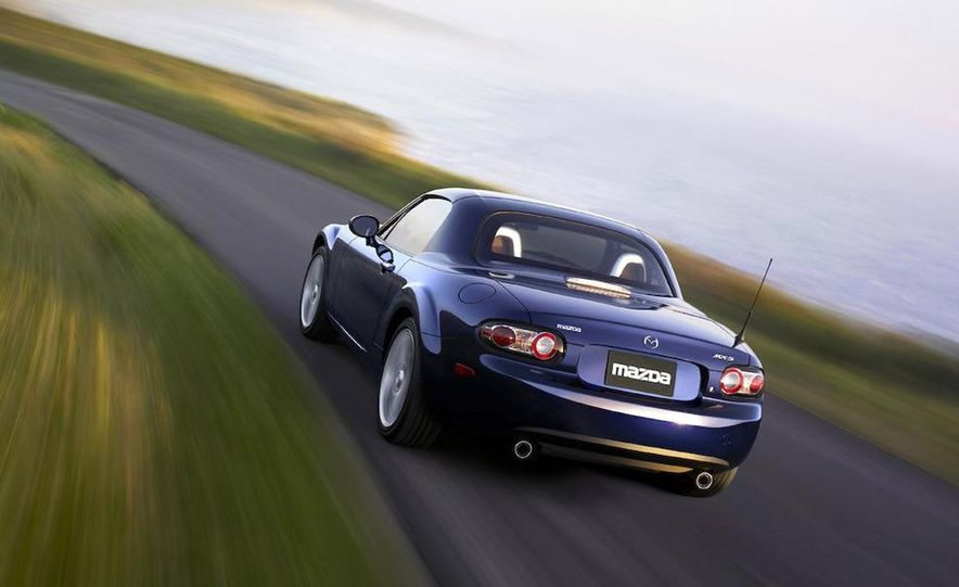 2009 Mazda MX-5 Miata PRHT (Power Retractable Hardtop) Grand Touring - Slide 35